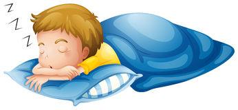 Kind im bett clipart graphic Boy Sleeping Stock Illustrations – 1,814 Boy Sleeping Stock ... graphic