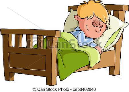 Kind im bett clipart image library library Kind im bett clipart - ClipartFest image library library
