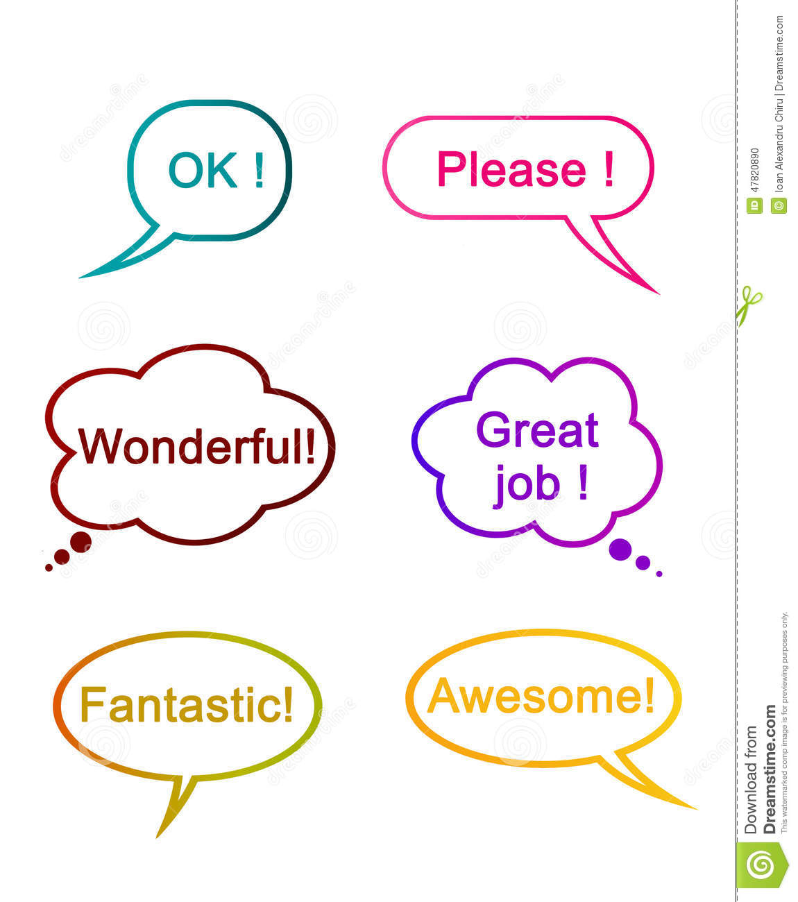 Kind words clipart clip free download Nice words clipart - ClipartFest clip free download