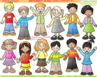 Kinder in der schule clipart clip freeuse Kinder lesen Clipart Kids Clip Art Kinder lesen Schule clip freeuse