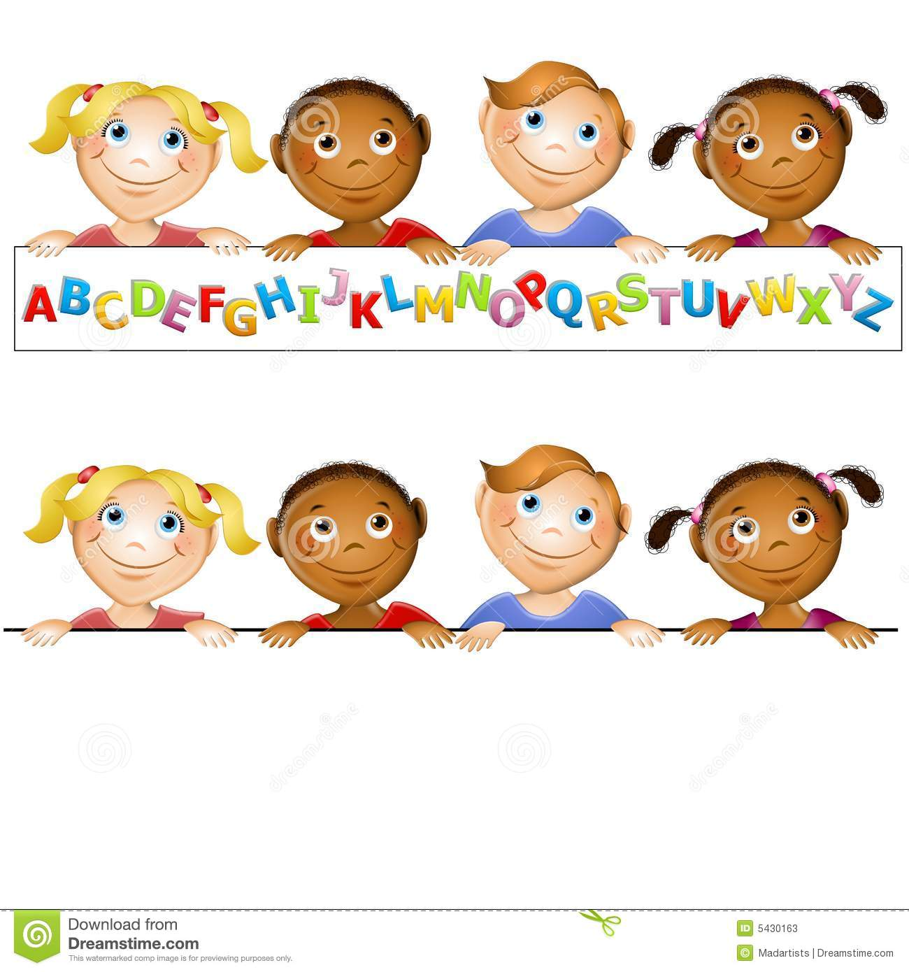 Kindergarten alphabet clipart image royalty free stock Kindergarten Stock Illustrations – 24,885 Kindergarten Stock ... image royalty free stock