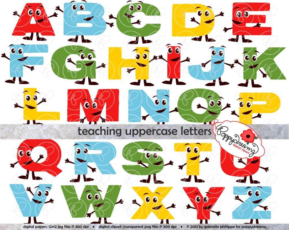 Kindergarten alphabet clipart library Kindergarten alphabet clipart - ClipartFest library