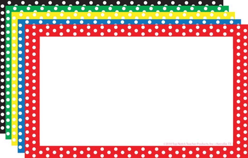 Kindergarten border clipart