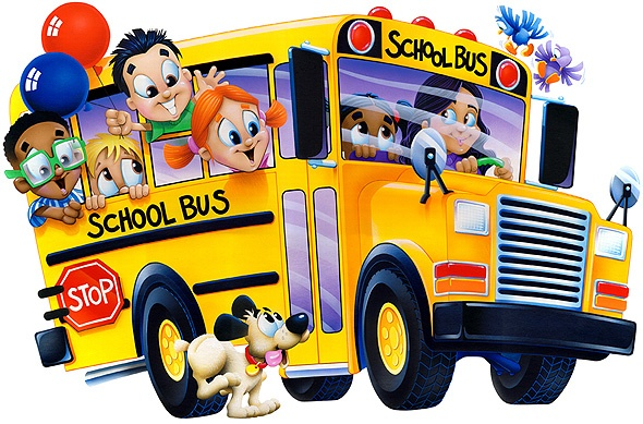 Kindergarten bus clipart graphic royalty free Free Clip Art School Bus | Clipart Panda - Free Clipart Images graphic royalty free