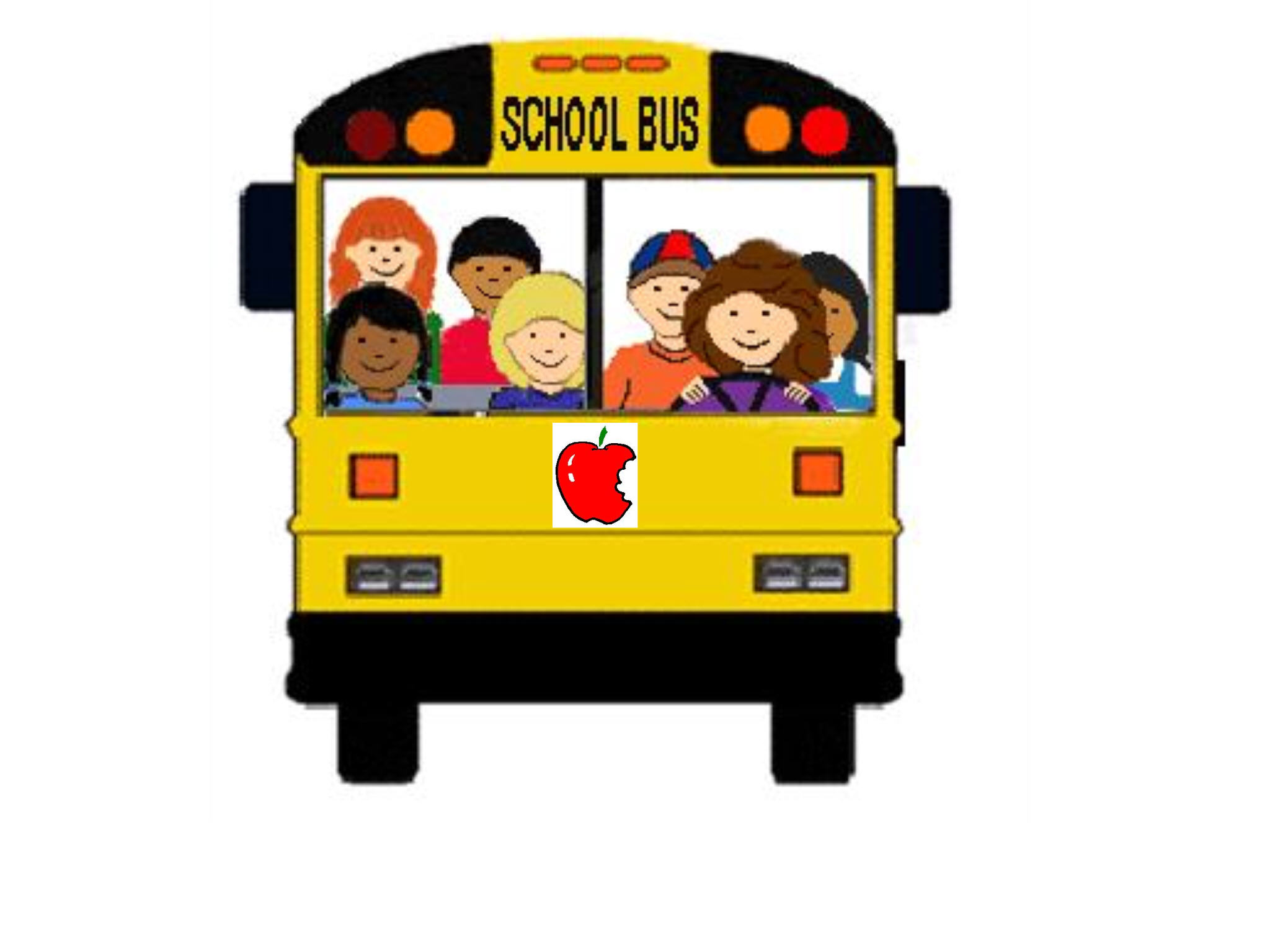 Kindergarten bus clipart jpg royalty free library Bus Driver Clipart - Clipart Kid jpg royalty free library