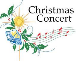 Kindergarten christmas program clipart vector download Christmas Concert Clipart vector download