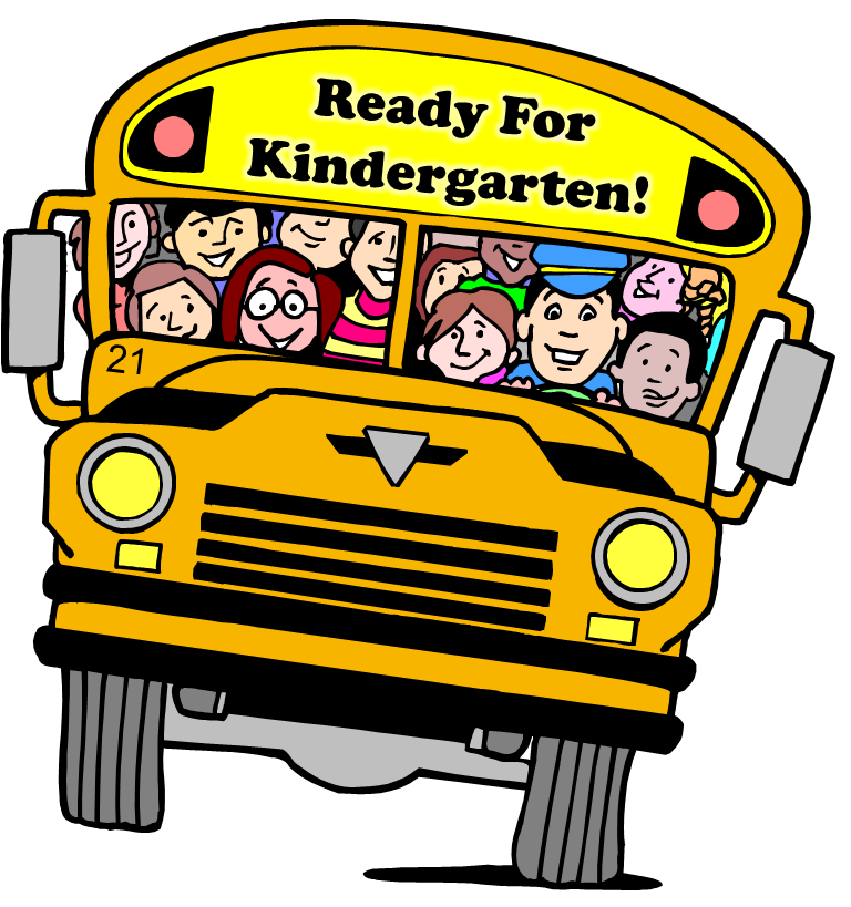 Free clipart of school bus graphic royalty free library Kindergarten Kids Clipart | Clipart Panda - Free Clipart Images graphic royalty free library