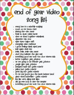 library of kindergarten end of year party ideas graphic