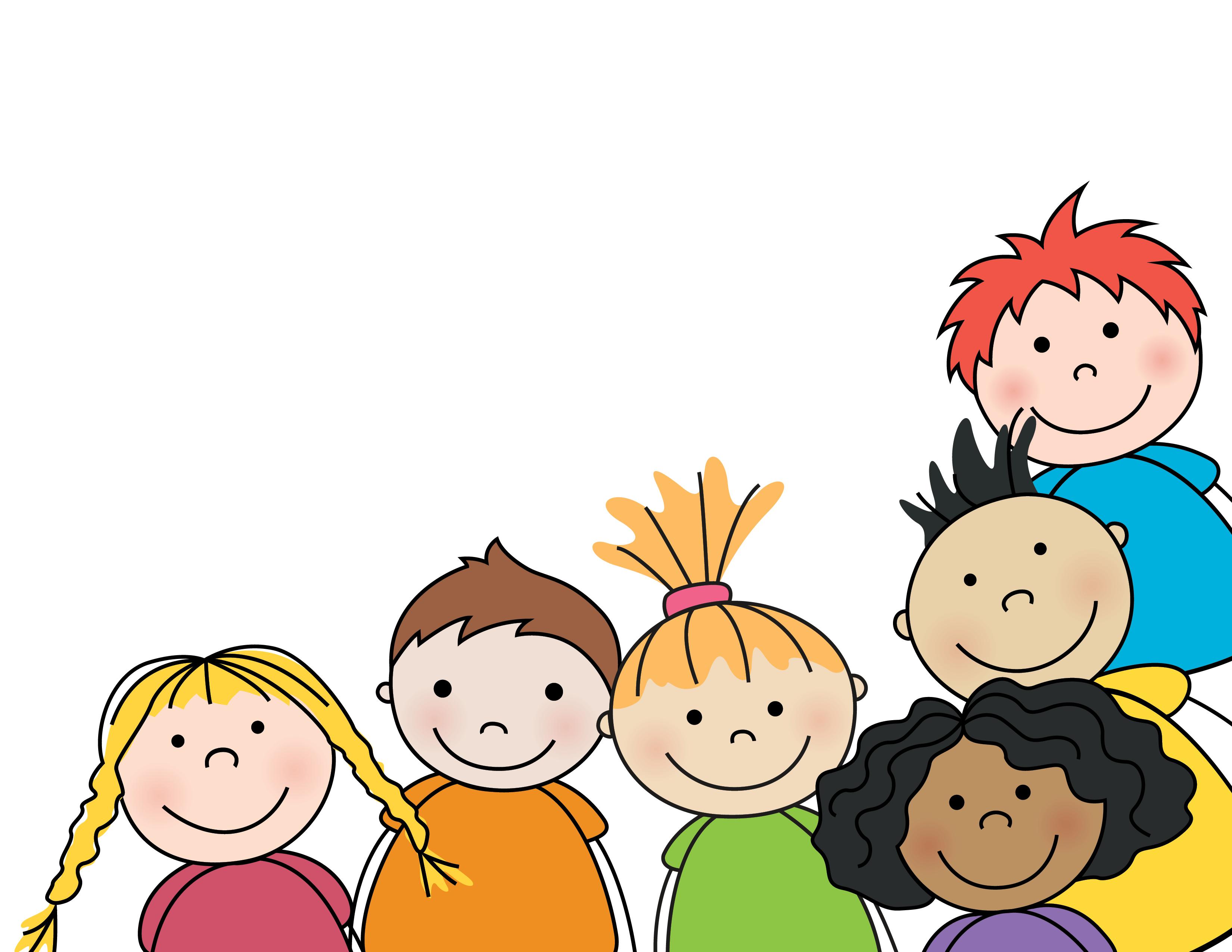 Kindergarten kids clipart clip art free stock Kindergarten kids clipart - ClipartFest clip art free stock