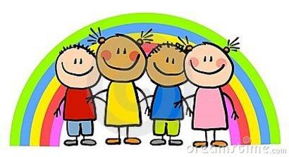 Kindergarten kids clipart image royalty free download Kindergarten kids clipart - ClipartFest image royalty free download