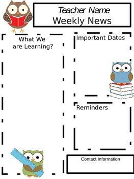 Kindergarten newsletter clipart banner download 17 Best ideas about Kindergarten Newsletter on Pinterest ... banner download