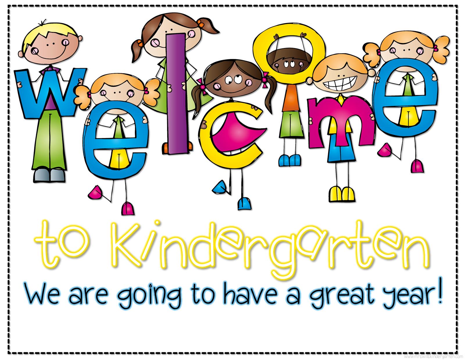 Kindergarten orientation clipart clipart royalty free stock Welcome to kindergarten clipart - ClipartFest clipart royalty free stock