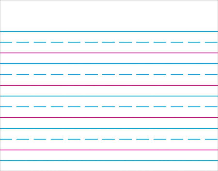 Kindergarten writing paper clipart jpg free download Writing paper for math jpg free download