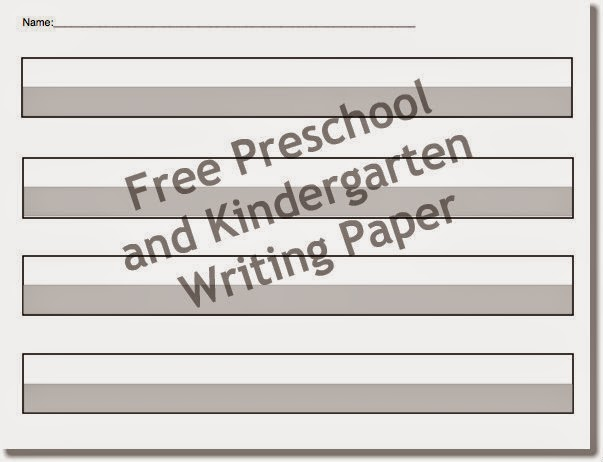 Kindergarten writing paper clipart clipart black and white spring or easter bunny rabbit theme handwriting practice ... clipart black and white