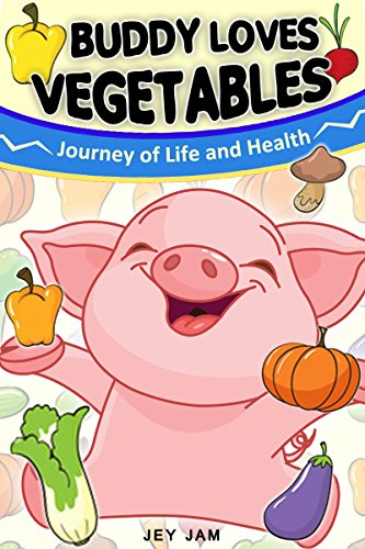 Kindle unlimited clipart clip art freeuse stock Buddy loves Vegetables (The Buddy Pig Book 2) - Kindle edition by ... clip art freeuse stock