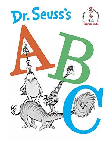 Kindle unlimited clipart transparent Dr. Seuss\'s ABC (Beginner Books(R)) transparent