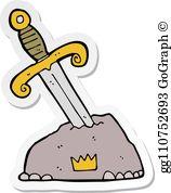 King arthur clipart clip black and white stock King Arthur Clip Art - Royalty Free - GoGraph clip black and white stock