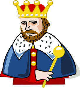 King clipart graphic freeuse King Clip Art | Clipart Panda - Free Clipart Images graphic freeuse