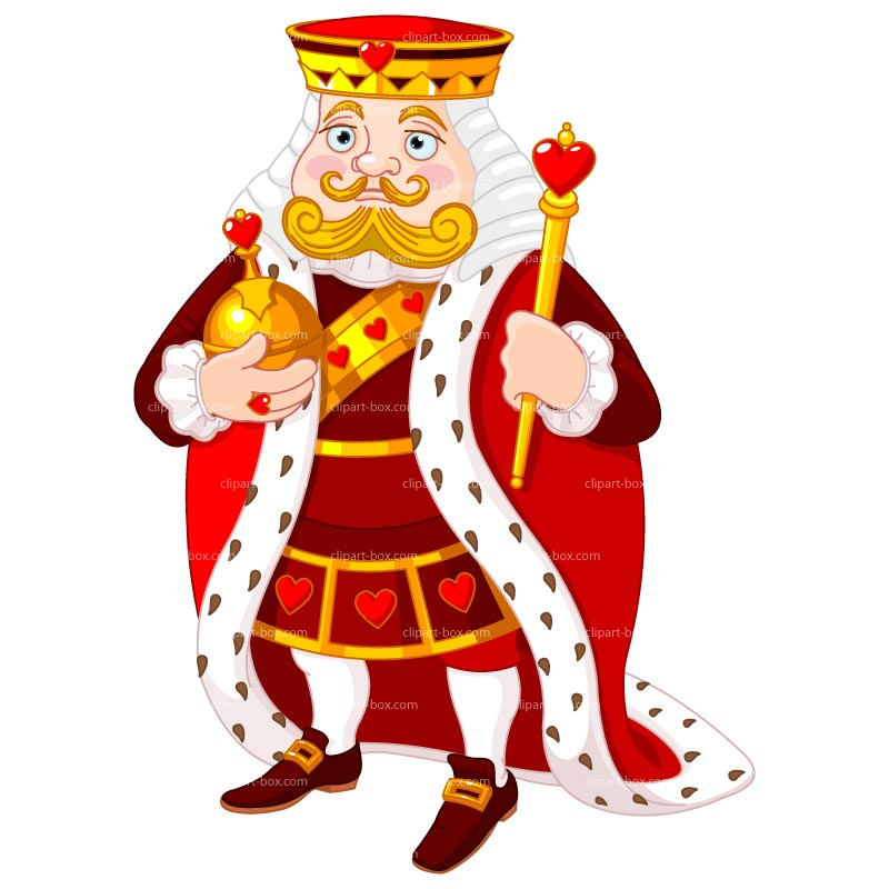 King of the ring clipart