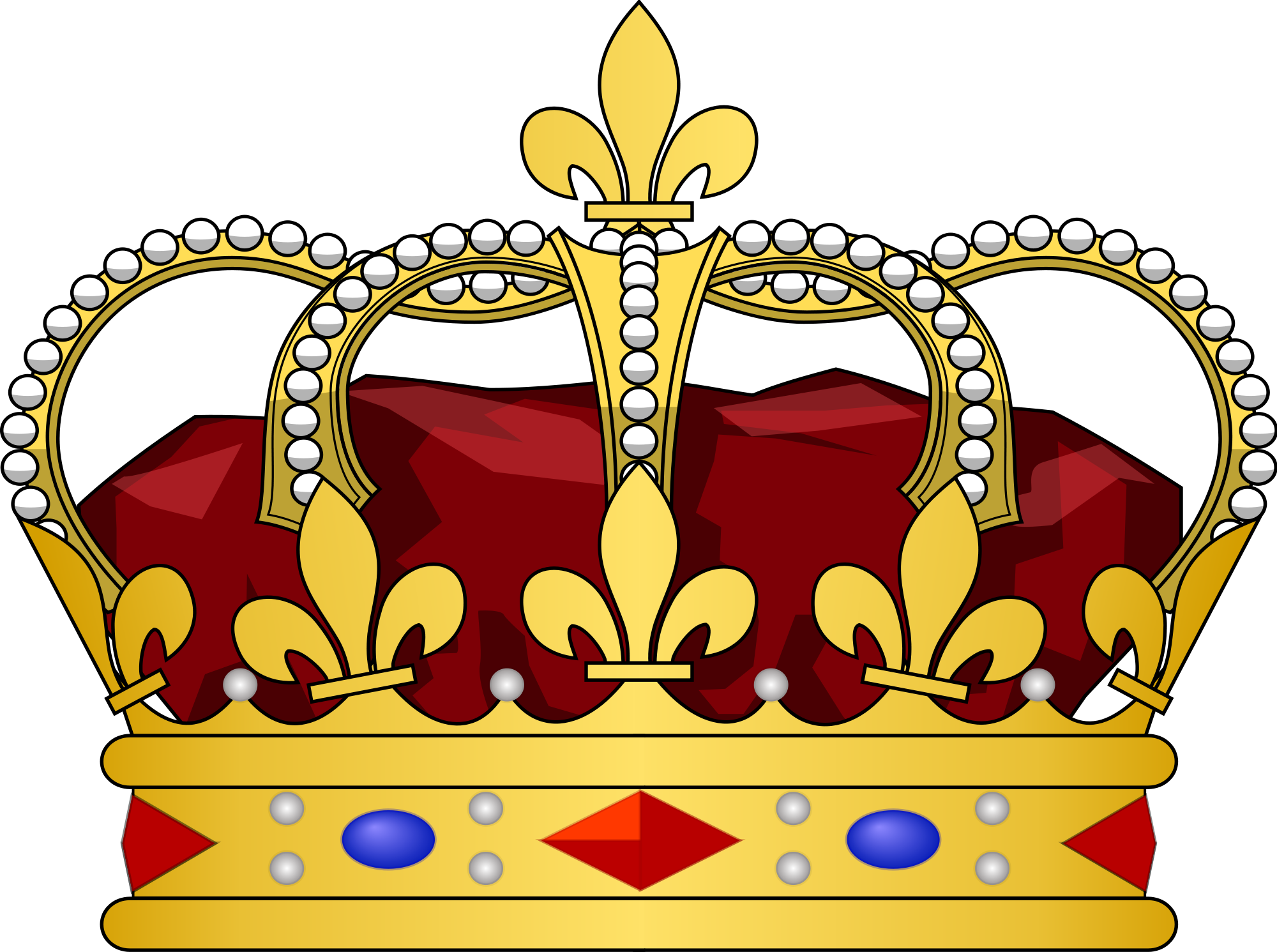 King crown types clipart banner freeuse stock Tilted king crown clip art - crazywidow.info banner freeuse stock
