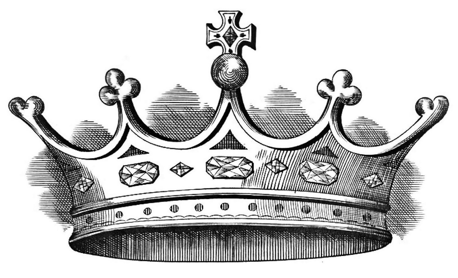 King crown clip art black and white clipart Free crown clipart black white - ClipartFest clipart