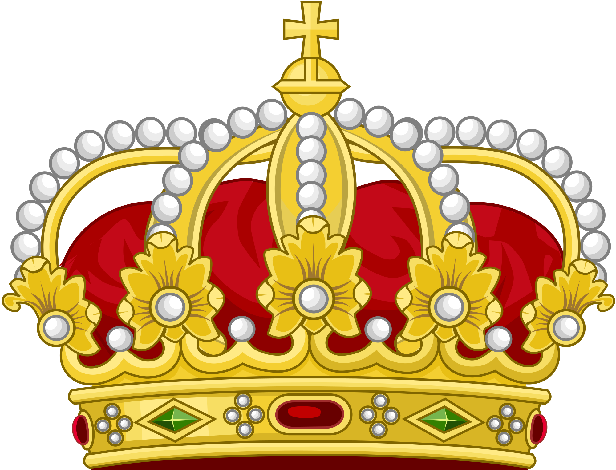 Royal Crown Png - ClipArt Best vector transparent download