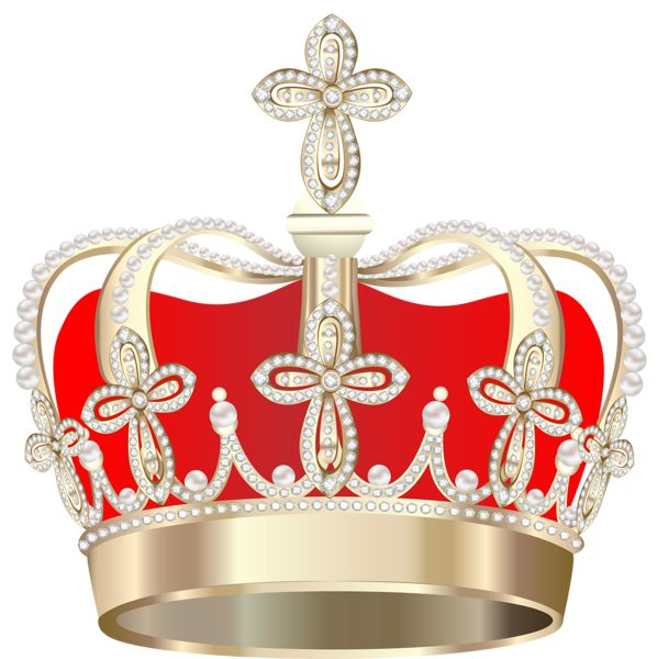 King crown png clipart jpg transparent library 1000+ images about Crowns PNG on Pinterest | King, Diamond tiara ... jpg transparent library