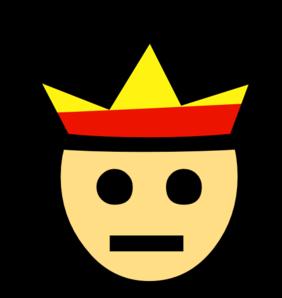 King face clipart vector library stock King Face Clip Art at Clker.com - vector clip art online, royalty ... vector library stock