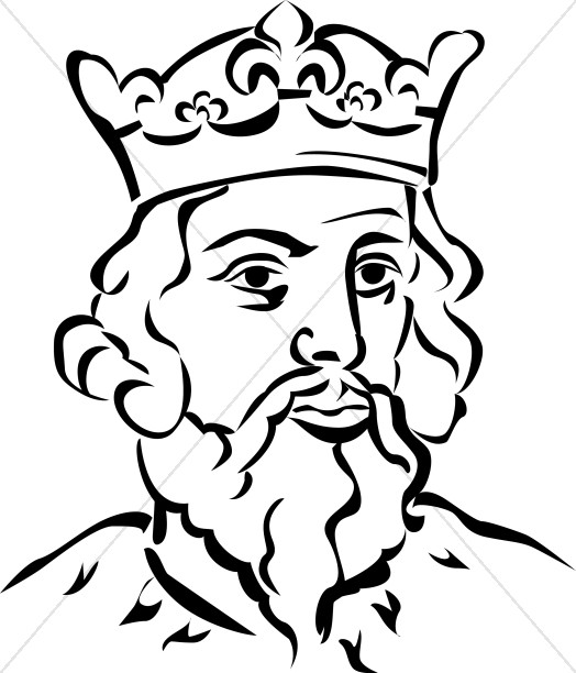King face clipart clipart stock King with Crown | Crown Clipart clipart stock