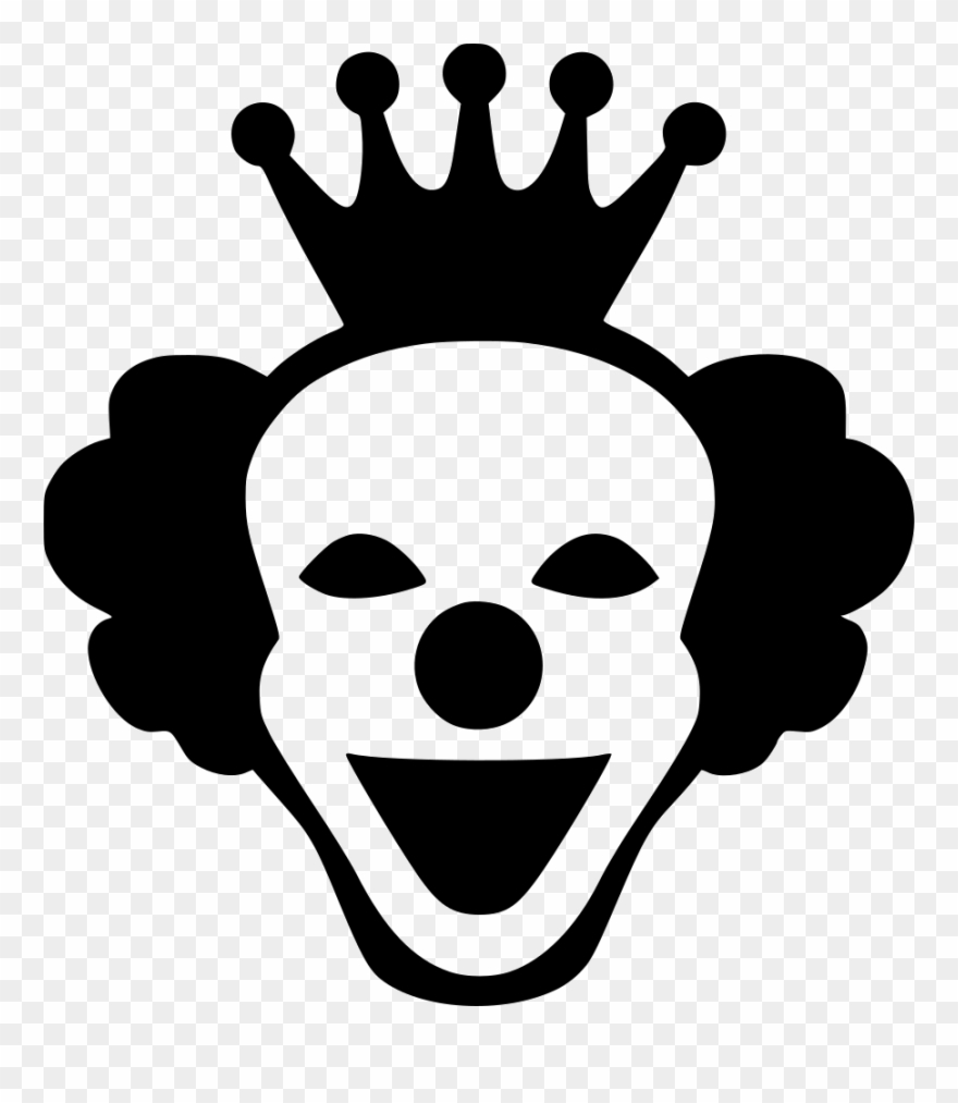 King face clipart svg black and white stock Smile Face Crown King Mask Comments Clipart (#2330909) - PinClipart svg black and white stock