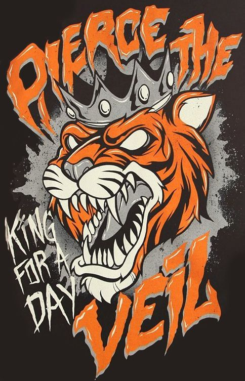 King for a day clipart svg stock King For A Day by Pierce The Veil feat. Kellin Quinn kellin quinn is ... svg stock