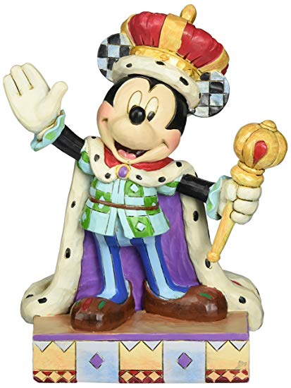 King for a day clipart clipart freeuse Disney Traditions Mickey Mouse King For The Day: Amazon.co.uk ... clipart freeuse