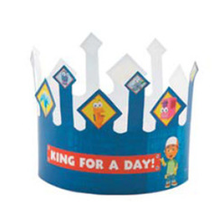 King for the day crown clipart clip black and white library King For A Day Crown Crafts Disney Junior Clipart - Free to use ... clip black and white library