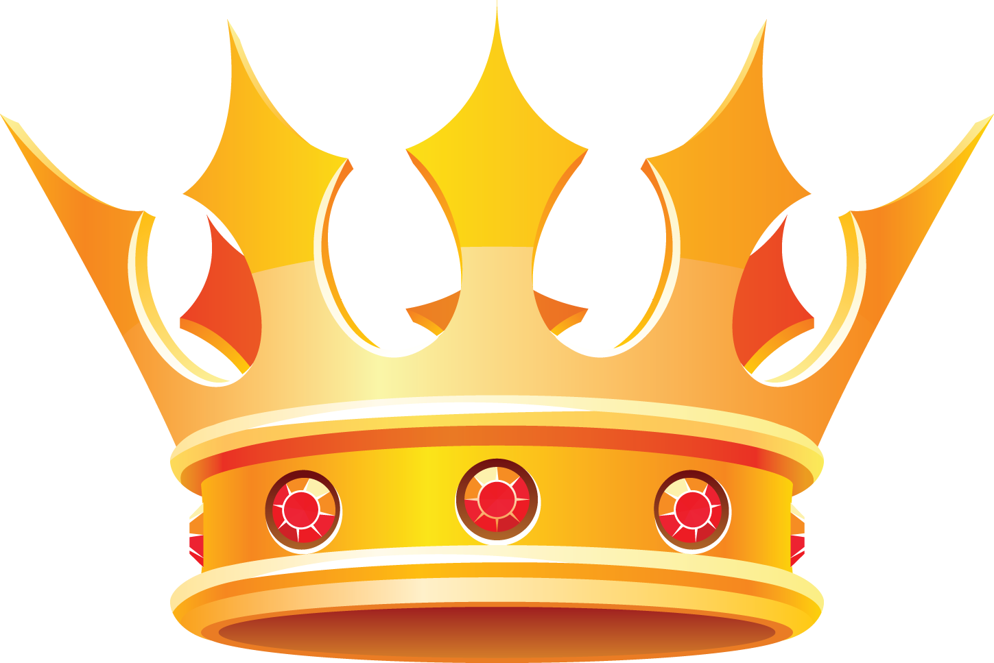 King getting crowned clipart jpg black and white stock Crown transparent showing post 2 | Crowns | King size mattress ... jpg black and white stock