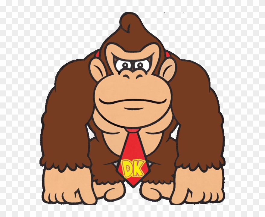 King kong clipart clip art freeuse library Donkey Kong Clipart (#2704639) - PinClipart clip art freeuse library