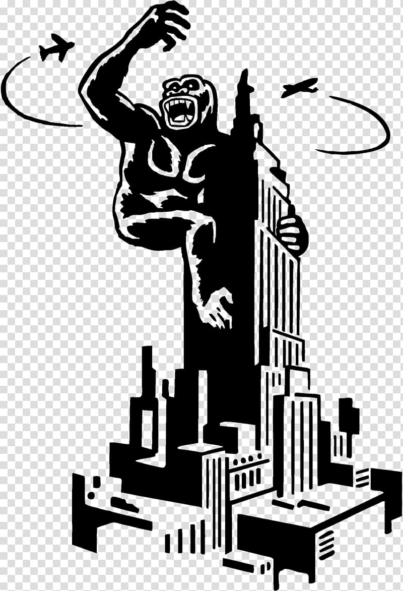 King kong clipart graphic free stock King Kong Ape Drawing, king kong transparent background PNG clipart ... graphic free stock