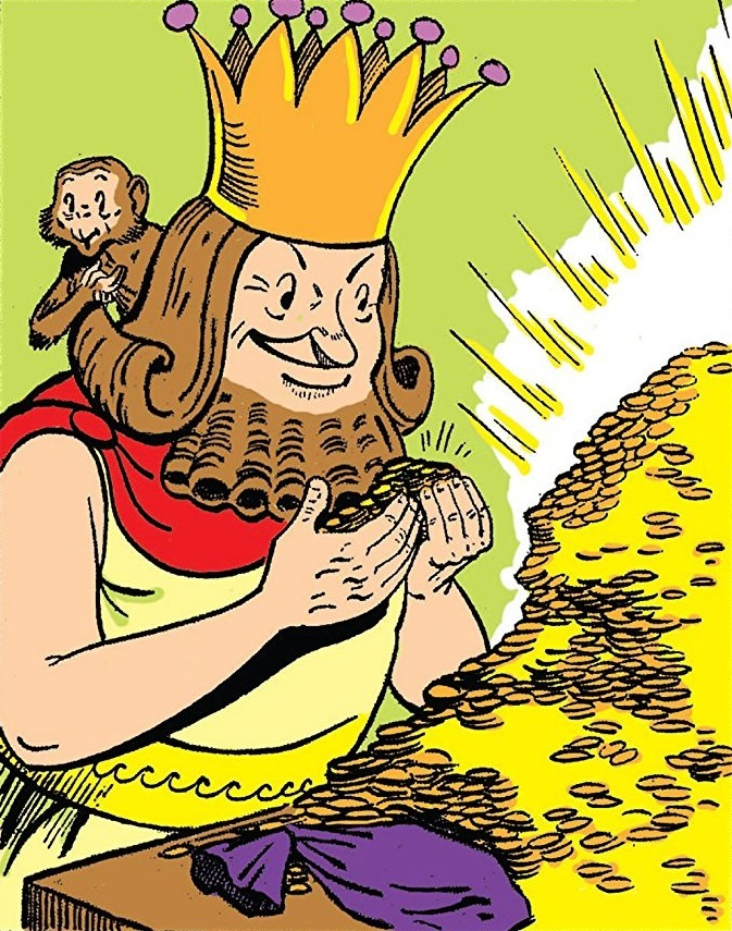 King midas clipart png transparent stock King Midas screenshots, images and pictures - Comic Vine png transparent stock