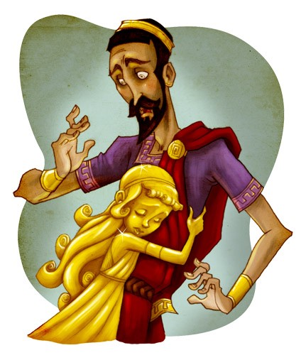King midas clipart png free library The Maidas Touch — The Story Of Value Of Things In Our Life png free library