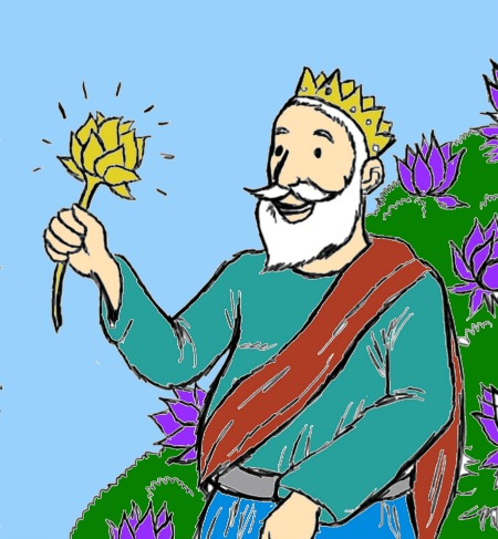 King midas clipart banner free library The Golden Touch of King Midas banner free library