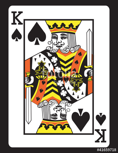 King of spades clipart jpg library library King of Spades! Vector eps 8\