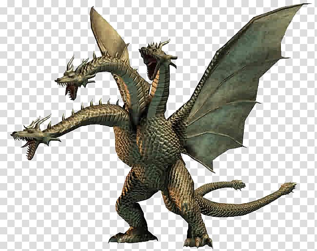 King of the monsters 2 clipart clip royalty free Godzilla: Unleashed King Ghidorah Godzilla: Destroy All Monsters ... clip royalty free