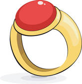 King of the ring clipart jpg library library Ruby Ring Clipart jpg library library