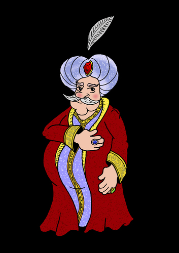 King of the ring clipart image King By Abe | Politics Cartoon | TOONPOOL image
