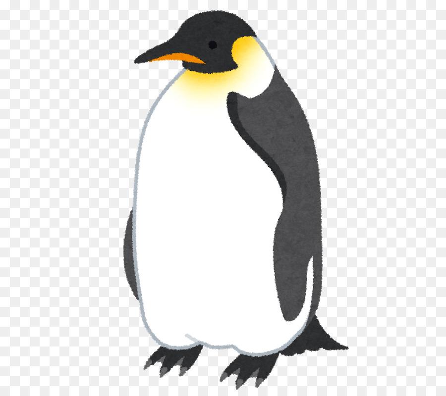 King penguin clipart jpg black and white download Penguin Cartoon clipart - Penguin, Bird, transparent clip art jpg black and white download
