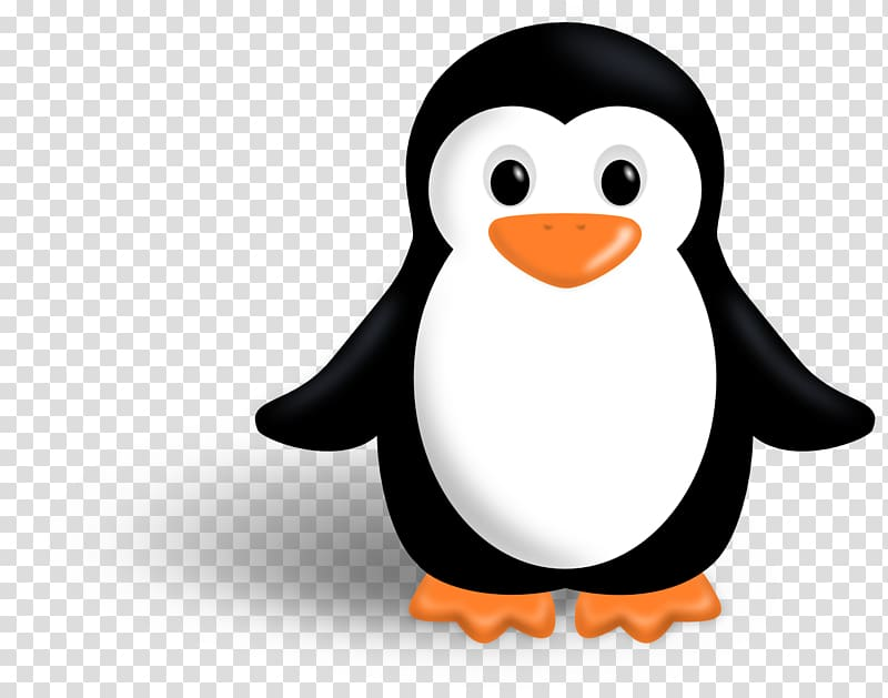King penguin clipart picture black and white download King penguin Free content , Penguins transparent background PNG ... picture black and white download