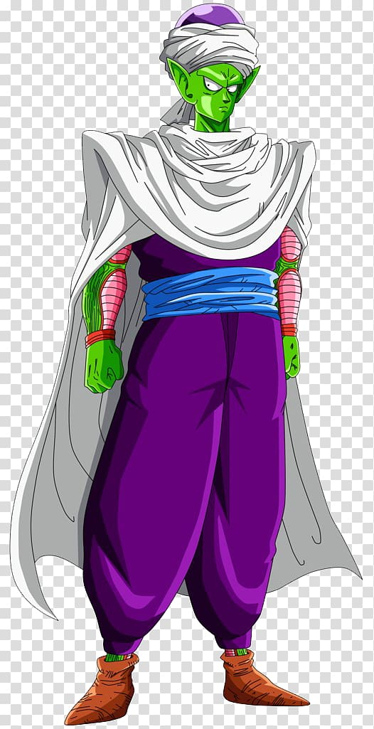 King piccolo clipart image library King Piccolo Goku Trunks Vegeta, piccolo transparent background PNG ... image library