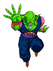 King piccolo clipart clip freeuse download King Piccolo | Villains Wiki | FANDOM powered by Wikia clip freeuse download