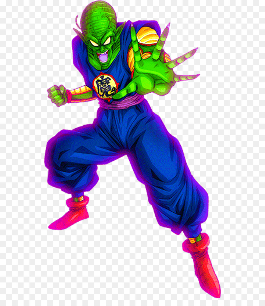 King piccolo clipart image free library King Piccolo Purple png download - 618*1024 - Free Transparent King ... image free library