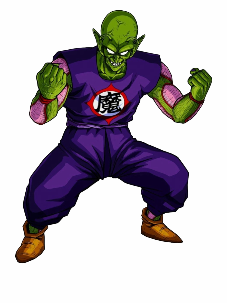 King piccolo clipart clip free download King Piccolo - Ball Revenge Of King Piccolo Free PNG Images ... clip free download