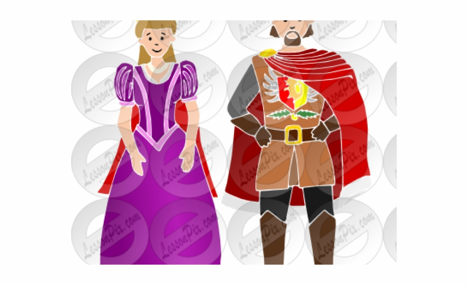 King queen clipart banner free stock Queen Clipart Medieval King Queen - Illustration, Transparent Png ... banner free stock